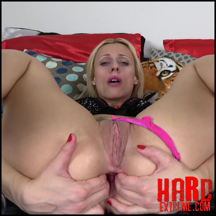 Watch Anal Prolapse Fuck – Brittany Bardot – Crazy Solo Fisting ...